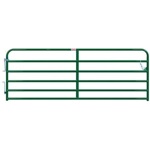Gate Cattle 12' HD 2-6R1 Green