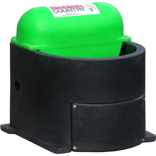 Companion & Horse Waterer with Heater