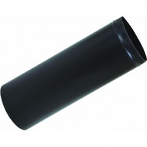 Black Stove Pipe 8x24""