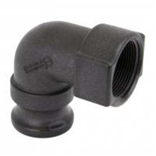 "Male Adapter 90 Degree 1-1/2""FPT"