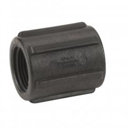 "Coupling 1"" Pipe Poly"