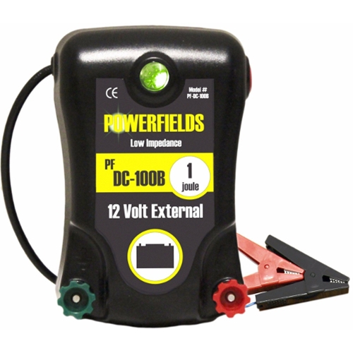 Charger Fence 12V DC 1 Joule