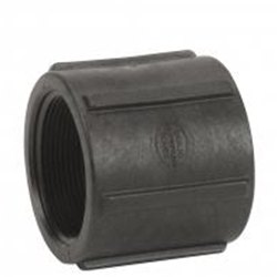 "Coupling 2"" Pipe  Poly"