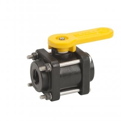 "Ball Valve 1/2"" Poly Full Port"