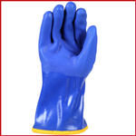 "Blue PVC 12"" HD Glove"