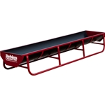 Feeder Bunk 11' Red Galv Cattle