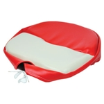 Cushion Seat Pan HD Red/White