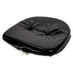 Cushion Seat Pan Black