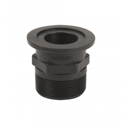 "Flange Connector 2"" MPT"