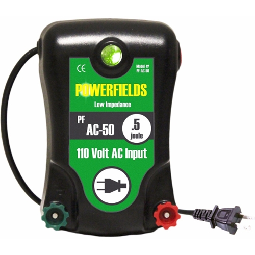 Charger Fence AC/110V .5 Joules