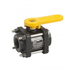 "Ball Valve 3/4"" Poly Full Port"