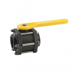 "Ball Valve 2"" Poly Full Port"