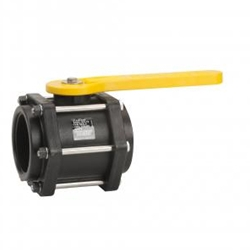 "Ball Valve 3"" Poly Full Port"