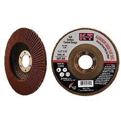 "Disc Flap 4-1/2"" X 60 Grit"