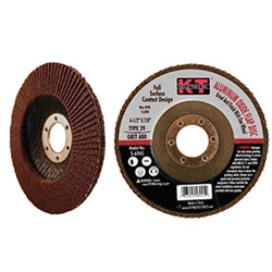 "Disc Flap 4-1/2"" X 80 Grit"